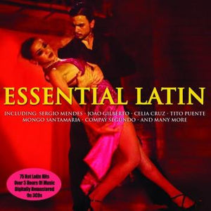 Essential Latin (3 CDs)