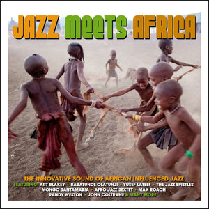 JAZZ MEETS AFRICA (3 CDs)