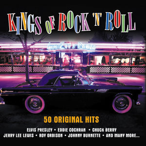 KINGS OF ROCK 'N' ROLL: Elvis Presley, Eddie Cochran, Chuck Berry, Jerry Lee Lewis, Roy Orbison and More
