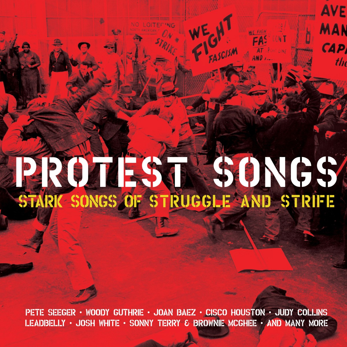 SONGS OF PROTEST (2 CDS)