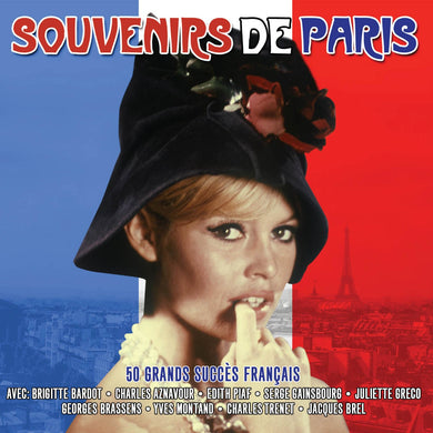 SOUVENIRS DE PARIS (2 CDS)