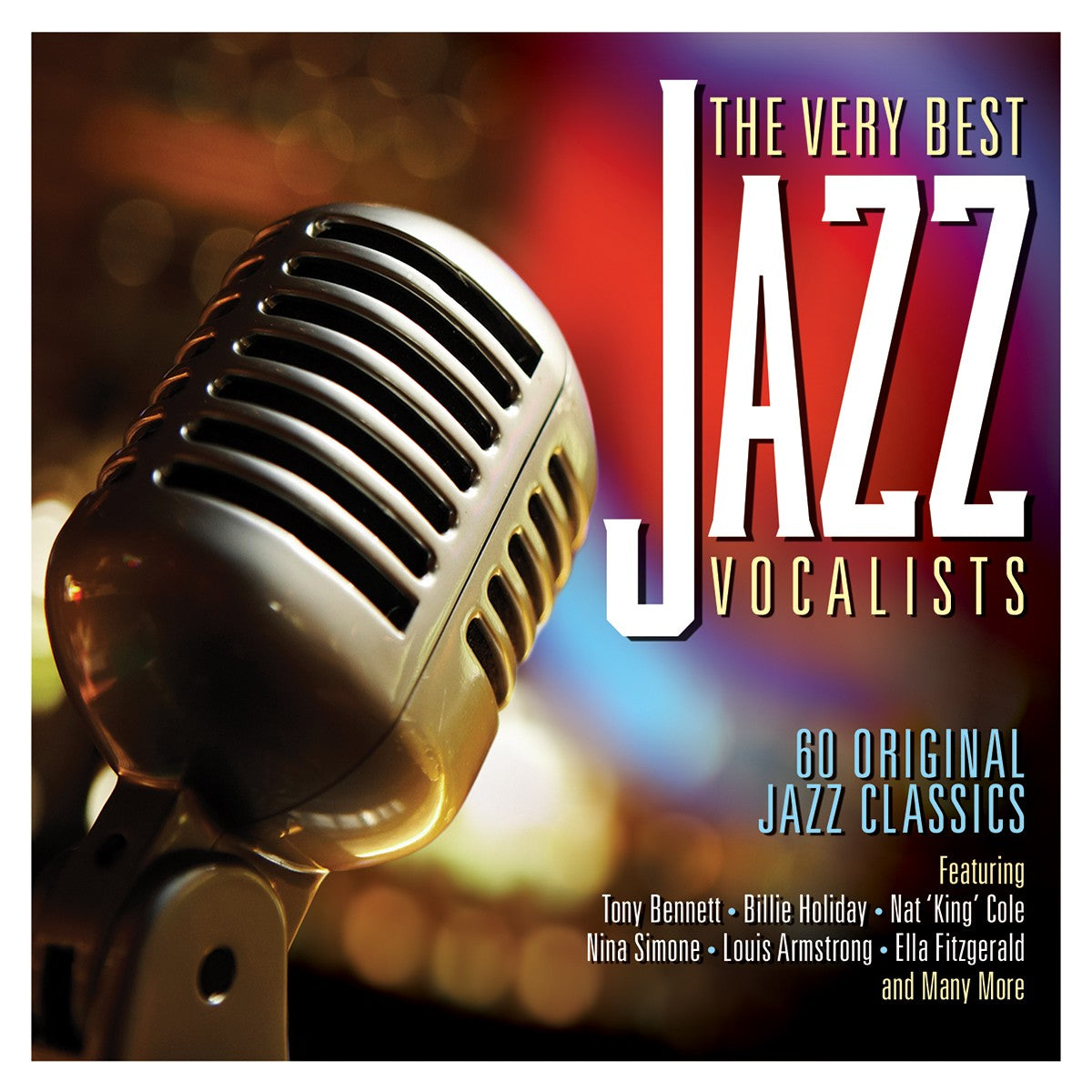 VERY BEST OF THE JAZZ VOCALISTS (3 CDS)