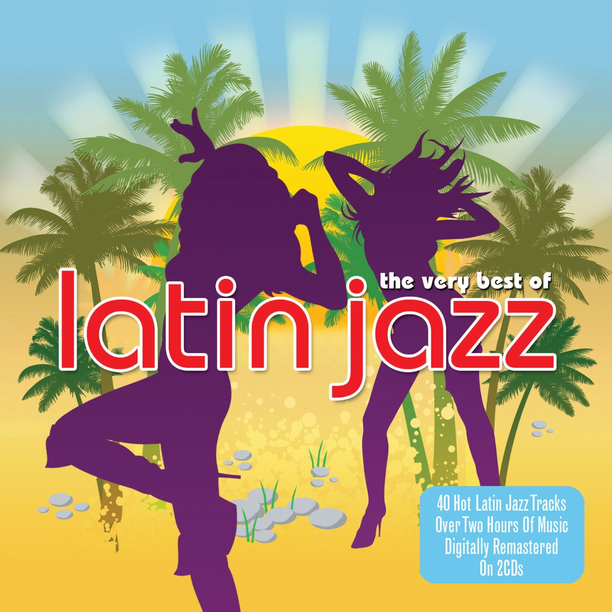 VERY BEST OF LATIN JAZZ (2 CDS)
