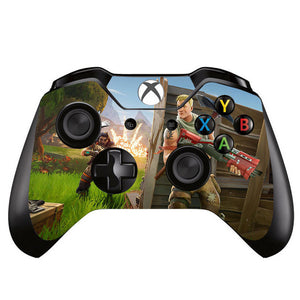 Xbox One Fortnite Controller Skin Noskin Noob Noobexpress