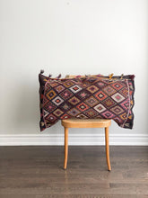 Load image into Gallery viewer, vintage extra large Turkish pillow