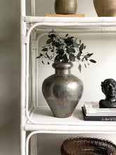 Load image into Gallery viewer, antique European rivet urn