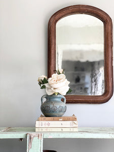 Louis Philippe style antique mirror