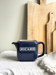 vintage Ricard water pitcher