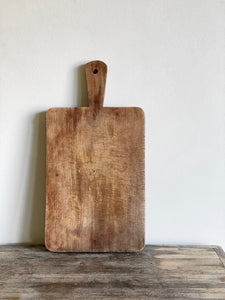antique French cutting boards