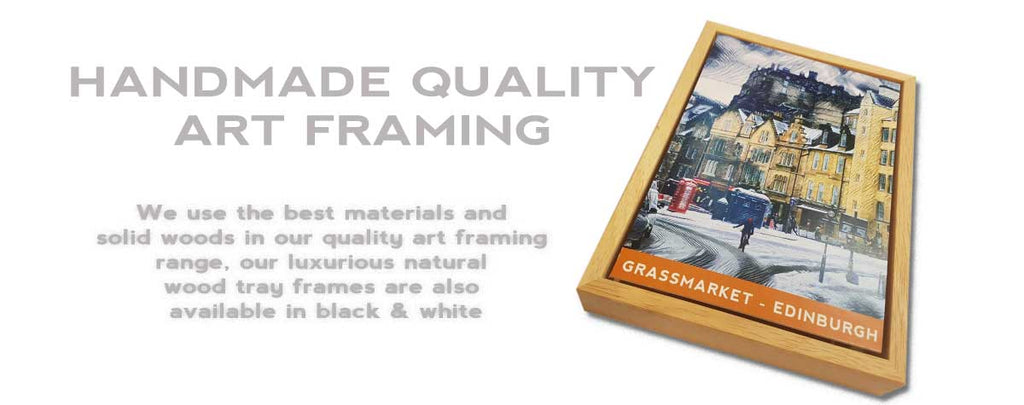 tray floater picture framing edinburgh