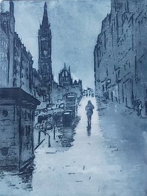 ROYAL MILE by John Heywood