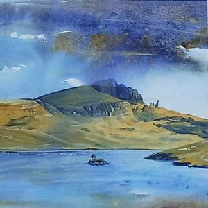 THE STORR, ISLE OF SKYE  by Keli Clark