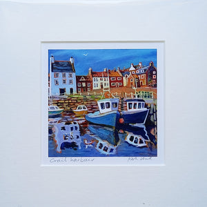 CRAIL HARBOUR  by Keli Clark