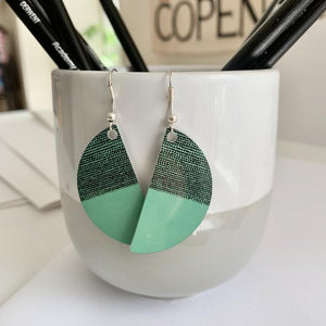 BALANCE ARC EARRINGS   by Jenni Douglas