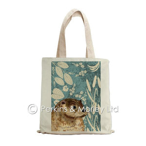 OTTER WILD WOOD TOTE BAG