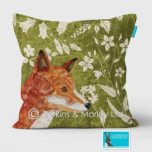 FOX WILD WOOD CUSHION