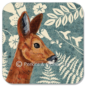 ROE DEER WILD WOOD COASTER