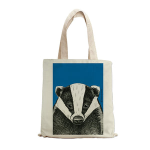 BADGER INK TOTE BAG