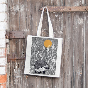 HEDGEHOG WILDER TOTE BAG