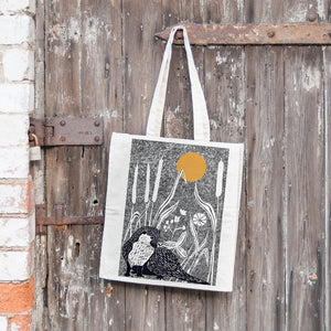 OTTER WILDER TOTE BAG