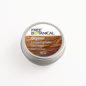 COCONUT ORGANIC LIP BALM by Free Botanical