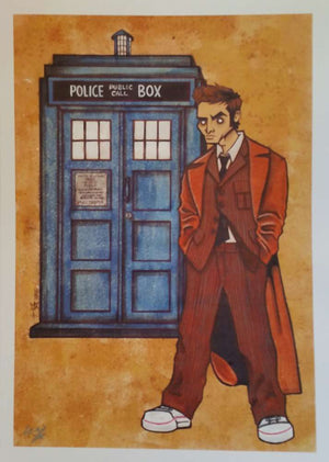 DAVID TENNENT - DR WHO
