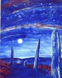 RING OF BRODGAR by Keli Clark