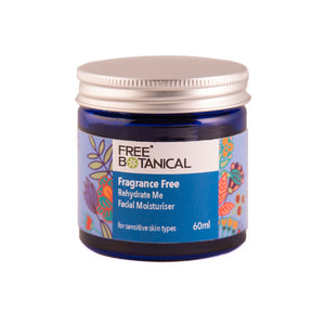 FRAGRANCE FREE FACIAL MOISTURISER by Free Botanical      60ml