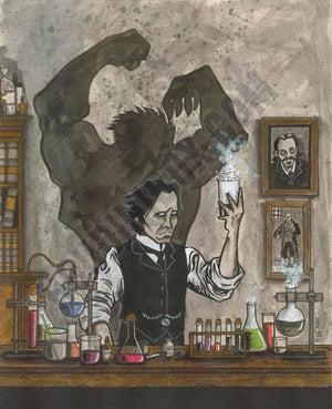 THE STRANGE CASE OF JEKYLL AND HYDE - Lynsey Hutchinson