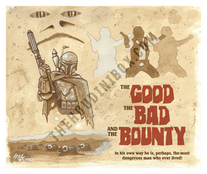 THE GOOD THE BAD AND THE BOUNTY