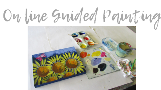 On Line Guided painting : why it's here