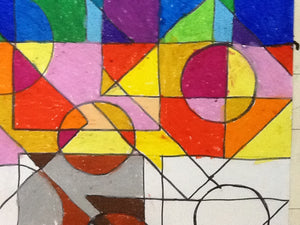 After School Activity @ SSS:Tuesday Term 2 2021 Elements of Art Series : Shape
