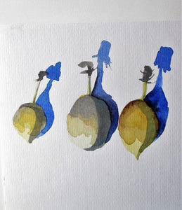 Watercolour and Mindfulness : Beginners Sunday June 13 Workshop 2