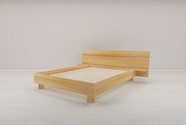 Infinite Queen Slat Bed Frame