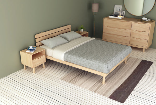 Boston Double Flexi-Slat Bed Frame