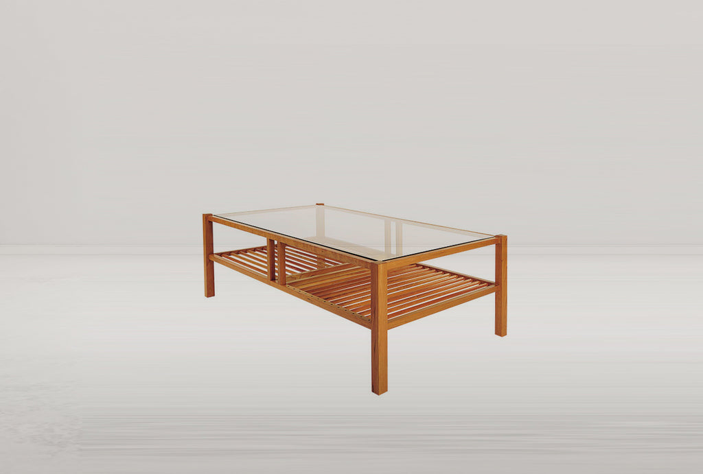 J14 Spindle Cocktail Table - Display