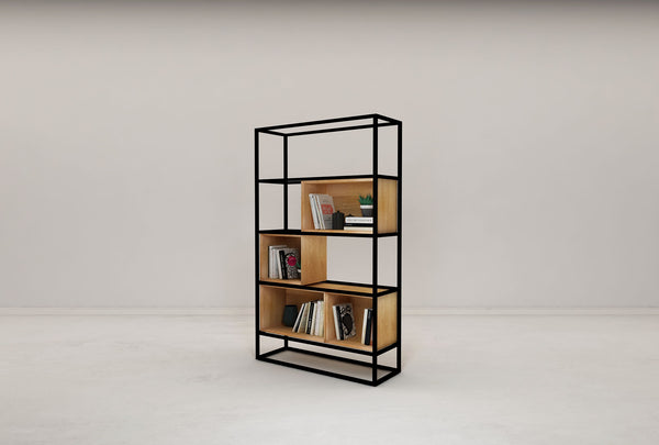 Kotak Tall Book Shelf - (Custom Made)