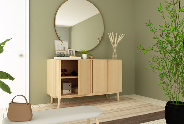 Boston 4 Doors Sideboard