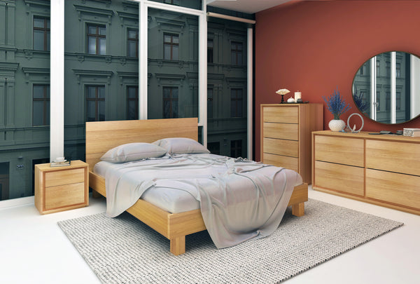 Norwish Queen Slat Bed Frame