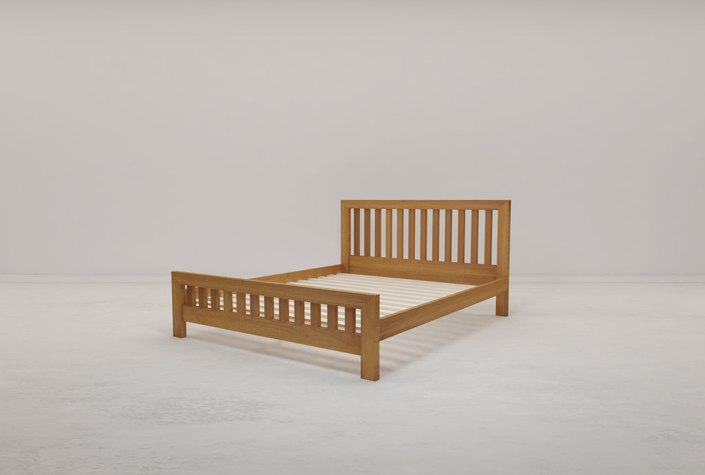 Cooper King Bed Frame - Oakano Furniture