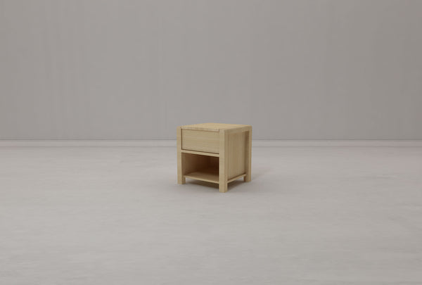 Koeler 1 Drawer Sidetable - Oakano Furniture