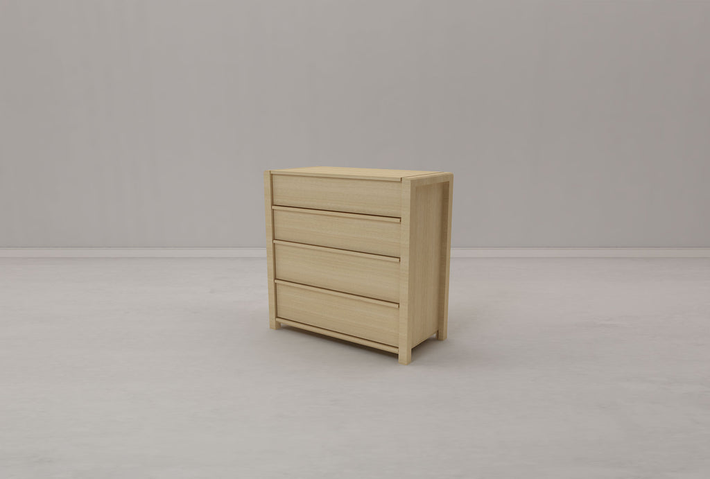 Koeler 4 Drawer Chest - Oakano Furniture