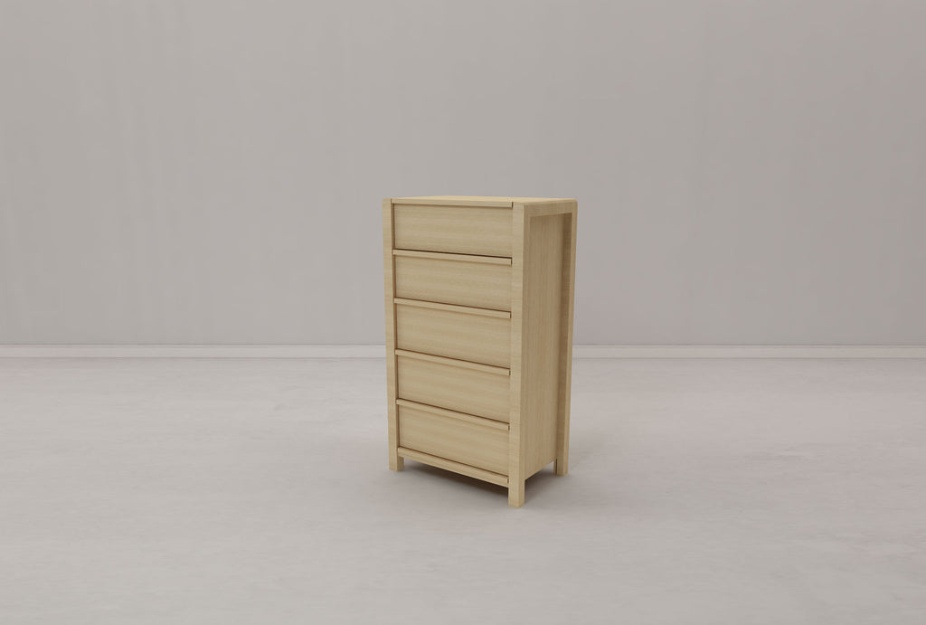Koeler 5 Drawer Chest - Oakano Furniture