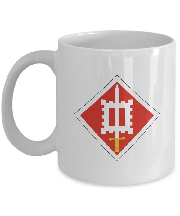 18th EN BDE Coffee Mug - Engineer Brigade