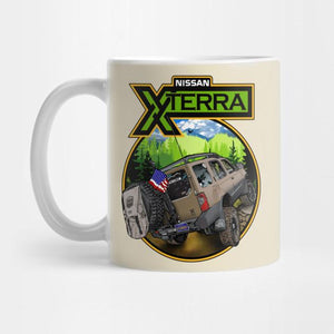 2002 NISSAN XTERRA Mug - Best Gift for Boyfriend - 11oz Coffee Mugs - Eureka Mugs