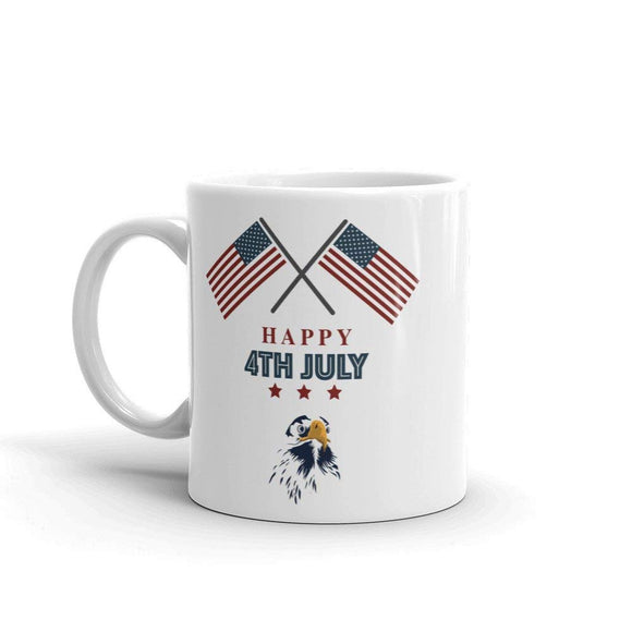 4th of july coffee mugs