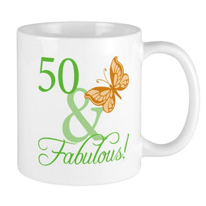 50 & Fabulous Birthday