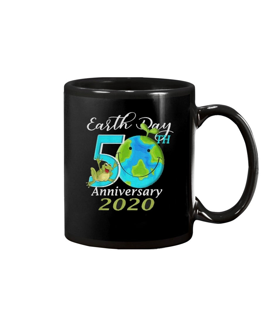 50th Earth Day 2020 Make Earth Green Again Coffee Mug