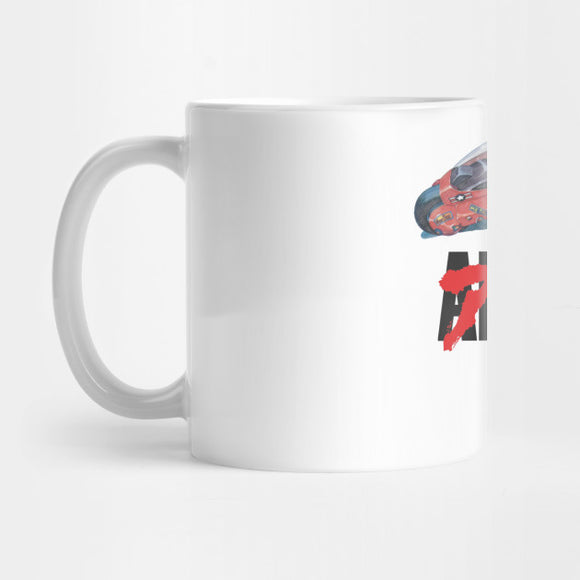 Akira Mug - Best Gift for Friends - 11oz Coffee Mugs - Eureka Mugs