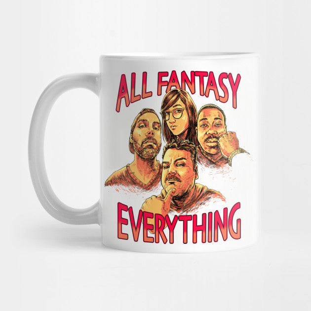 All Death Everything Mug - Best Gift for Girlfriends - 11oz Coffee Mugs - Eureka Mugs